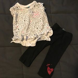 Other - Two piece set baby girl